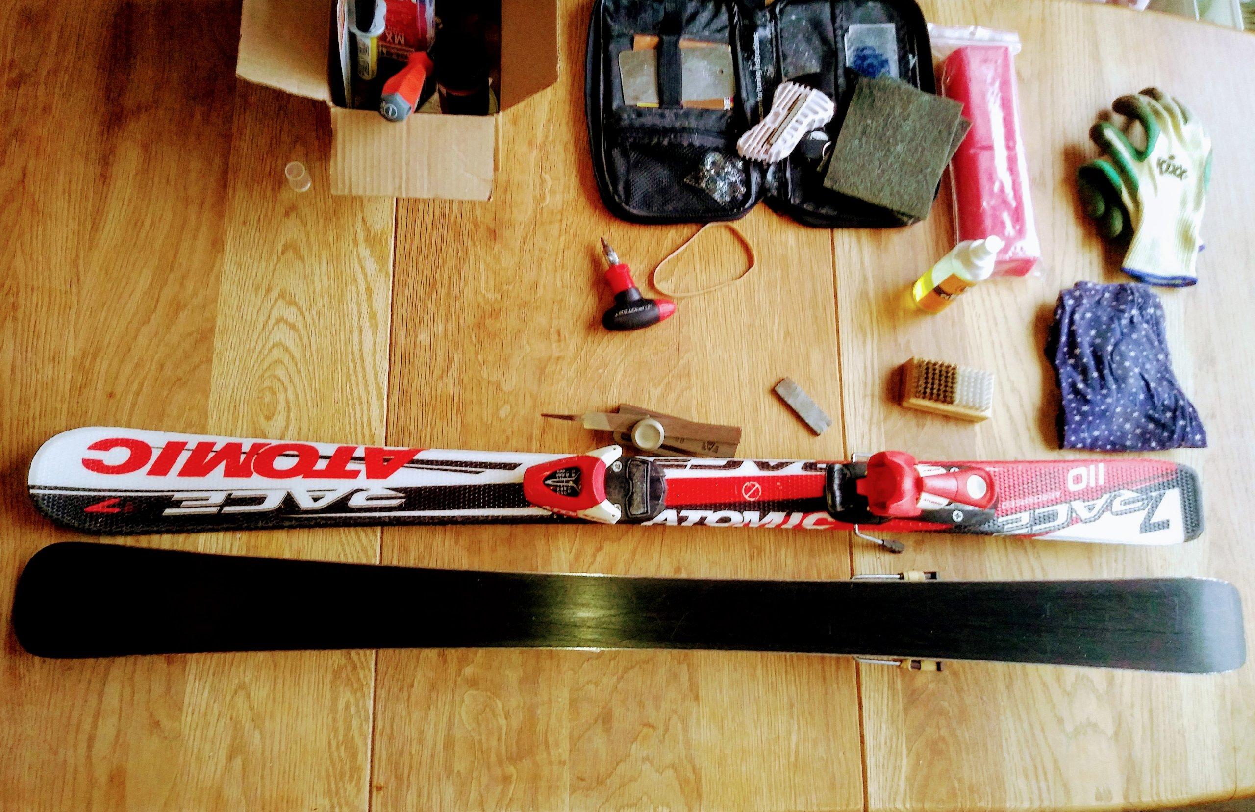 ski onderhoud something els soest