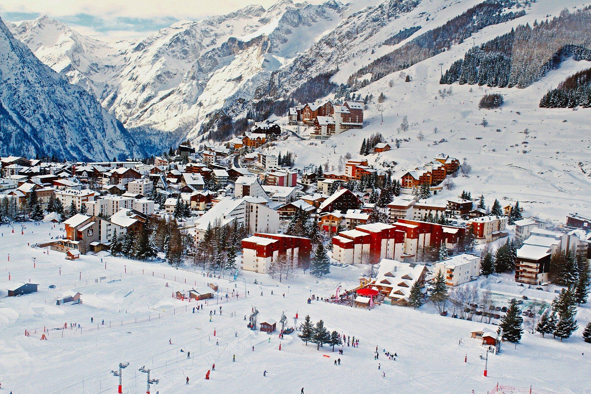 frans wintersport gebied airbnb